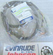 N19c Evinrude Omc 0763552 Extension Harness 6 Ft Oem New Factory Boat Parts