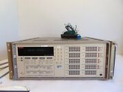 Keithley 7002 Switch System Mainframe With 10 Card Slots S5032