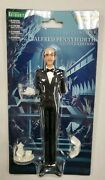 Alfred Pennyworth Limited Edition Artfx+ Statue 1/10 Scale Pre Painted Figure
