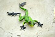 Show Frog Of Making Tracks Bronze Frog By The Frogman Tim Cotterill Sold Out