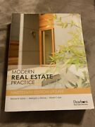 Modern Real Estate Practice, 19th Edition By Galaty, Fillmore W., Allaway, Well