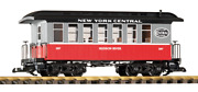 Piko G Scale 38651 New York Central Nyc Wood Coach 287 G-scale