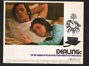 Dealing Or The Berkeley-to-boston Forty-brick Lost-bag Blues Lobby Card 8-1972