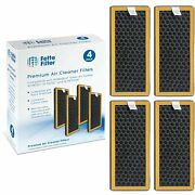 Activated Carbon Filter Compatible With Homedics Totalclean Petplus.