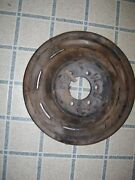Nos 1930and039s Chevrolet Gm Steel Wheel 16 X 4 6 Lug X 5 1/2