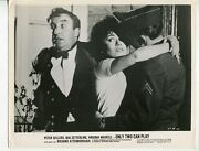 Only Two Can Play-peter Sellers-mai Zetterling-8x10-bandw-still-comedy