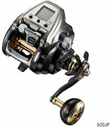Daiwa Seaborg 500jp Right Handed Saltwater Fishing Electric Reel New In Box