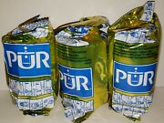 Lot Of 3 Pur Rf-9999 Water Filtration System Filter Filterssealed In Wrapper