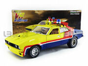 Greenlight Collectibles 1/18 - Ford Xb Falcon V8 Police Interceptor - Madmax - 1
