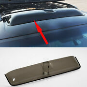 1pcs Car Roof Window Skylight Sunroof Cover Frame For Toyota Sequoia 2003-2021