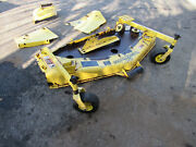 F-1145 John Deere Rotary Mower Deck 72 Side Discharge - Shell With Covers.
