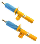 2 Bilstein B6 Left+right Front Struts Shocks Absorbers Dampers Assembly For Bmw