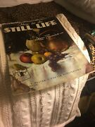 How To Do Still Life Leon Franks Vintage Painting Art Book 52 Walter T. Foster