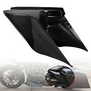 For Harley Street Road Glide Flhr Flhx Trike 09-13 Stretched Extended Side Cover