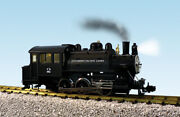 Usa Trains G Scale R20054 Dockside 0-6-0t Steam Locomotive Southern Pacific 2