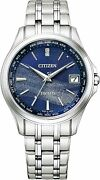 Citizen Exceed Cb1080-52m Milky Way Solar Radio Menand039s Watch New In Box