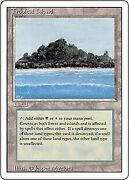 Magic The Gathering Revised Single Card Rare Tropical Island [lightly Played]