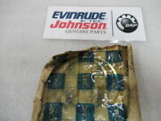 E51 Evinrude Johnson Omc 396379 Rings .030 Oversize Oem New Factory Boat Parts