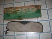 Nos 1949 Chevy Sun Visor And Support Bracket Rh Accessory