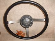 1980s Jeep Wagoneer-cherokee Steering Wheel Black
