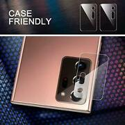 For Samsung Galaxy Note20/20 Ultra Tempered Glass Camera Lens Screen Protector