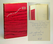 Hugh Hood / Flying A Red Kite Signed First Edition 1962