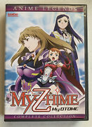 My-z-hime My Otome Complete Collection Vol. 1-7 Dvd - Anime Legends