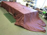Tracker Party Barge 25 2008-2011 Pontoon Cover 306 X 130 Marine Boat