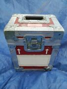 Dot Class 7atype A Case With Pig Insert Full Lead Heavy Shielding Good Condition