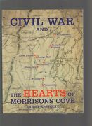 Civil War And The Hearts Of Morrisons Cove Blair Co. Pa, Stoltz, 2019 1st Pb
