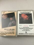 Willie Nelson Lot Of 2 Pre Owned Cassette Tapes