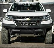 Generic Decals Compatible With Chevy Colorado Windshield Decal White}