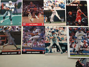 Vintage 1990s All Stars 8x10s Rare 50 Lot Look Officially Licensed Nba Mlb Nfl