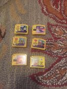 Leapfrog My First Leap Pad Games...lot Of 6