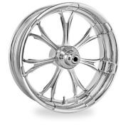 Performance Machine Paramount Front Forged Wheels 1202-7106r-paraj-ch