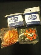Bud Light Sweat Bands And Bead Necklace And Shocktop Bead Necklace Promo Gear