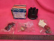 Nos Oem 1970-73 Nissan Datsun 240z L24 Ignition Tune Up Kit Cap Rotor Points And