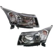 95291964 95291963 Gm2503361 Gm2502361 Headlight Lamp Left-and-right For Chevy
