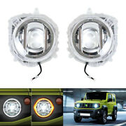 2replacement Front Led Headlight Lamp Accessories Kit For Suzuki Jimny 2019-20