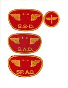 Ww2 Wwii Usaaf Air Depot Engineer Patch Lot Doesnand039t Get Better