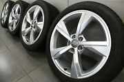 Original Audi A1 S1 Gba 17 Inch Winter Tyres 5-arm-stern Rims 82a601025g