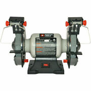 Porter-cable 6-in Bench Grinder With Built-in Light Induction Motor 3450 Rpm New