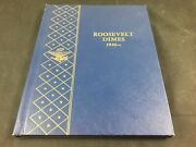 48 Silver+ 4 Others Complete 1946-1968 Roosevelt Dime Collection In Album
