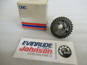 D2a Evinrude Johnson Omc 394823 Forward Gear And Bushing Oem New Factory Boat Part
