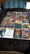 Witchblade 1-185 1995 Complete Series 202 Total Books Vf/nm Collection
