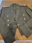 Vietnam Era Us Air Force Dress Uniform Jacket Includes Photo And History Of Owner