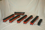 Lionel Southern Pacific Gs-2 Daylight 4-8-4 Locomotive With Madison 5 Car Set