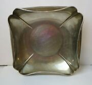 Sterling Silver 22 Randahl Chicago Arts And Crafts 8.5 Bowl Heavy 376 Grams