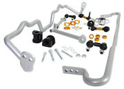 Whiteline For 10-12 Subaru Legacy 2.5 Gt Front And Rear Sway Bar Kit