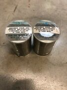 """1 Lb Of Kester Lead Free Wire 95/5 Tin Antimony 3/32"""" .093 Solid Solder"""